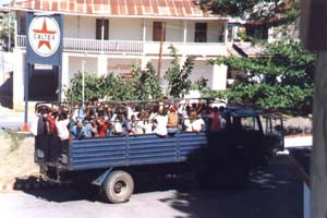 Local Transport in Tanga